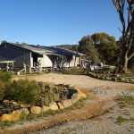 The Woolshed - Classroom/Mess Hall/Meeting Space at Milkwood Farm