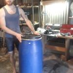 Building Rain Barrel