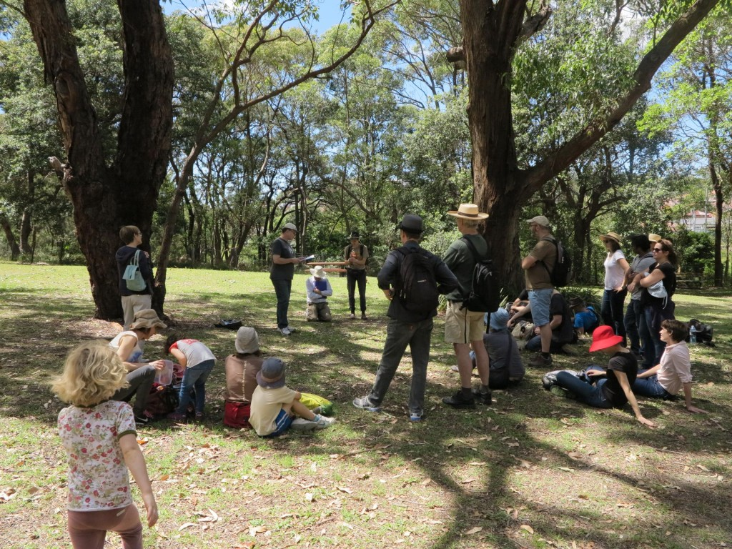 Andy Kissane Reads from the Earlwood-Bardwell Park Song Cycle in Girawheen Park