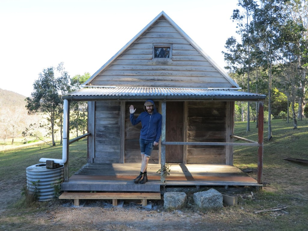 Singleman's Hut (A tiny house!)