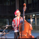Double Bass and Drums